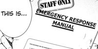 Emergency response manual