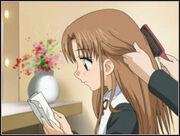 Mikan hair