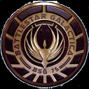 Fichier:300px Logo B GALACTICA BSG75 T.png