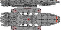 Battlestar Ares (D5)