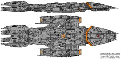 Battlestar Sphinx