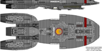 Nebulon Class Frigate