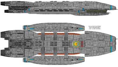 Atlantia Class (Refit)