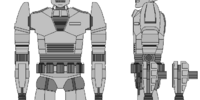 Centurion Model 003 (D8)