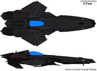Stealthstar Mark II (Refit)