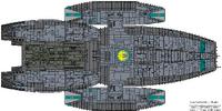 Delphi Class Light Battlestar (D5)