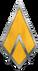 Battlestar Lieutenant Insignia 01