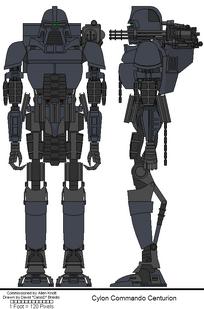 Commando Centurion