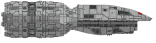 Cheetah Class Light Cruiser Mark III