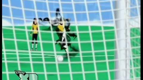 Galactik Football Season 3 Episode 24- Second Chance (English)