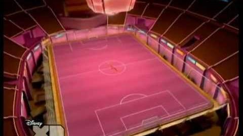 Galactik Football Season 3 Episode 15- Crossed Fates (English)