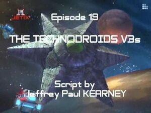 The Technodroids V3s