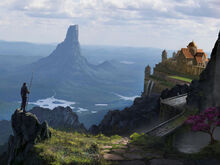 Mountain temple by jjpeabody-d71shun