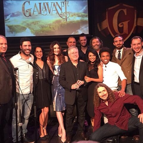 File:Cast and crew of Galavant.jpg