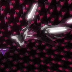 Kazuya flies inside the Master Core