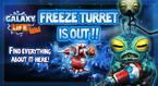Freeze Turret Adversiment