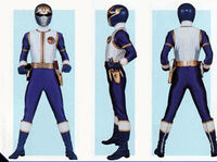 Blue Ranger Form2