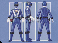 Blue RPM Ranger Form