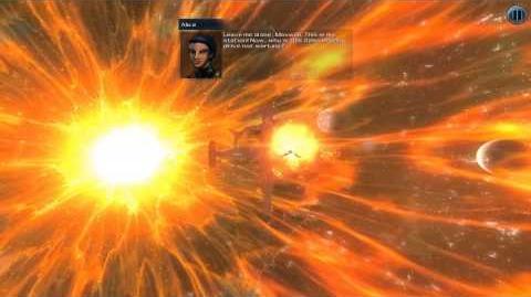 Galaxy on Fire 2 - Supernova - 16 supernova