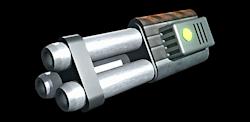 128MJ Railgun