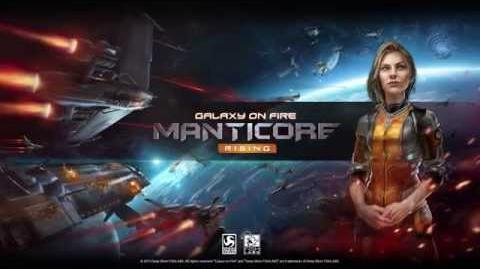Galaxy on Fire - Manticore RISING (Official Gameplay Trailer)-0