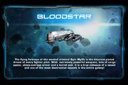 Bloodstar in the Official GoF Guide