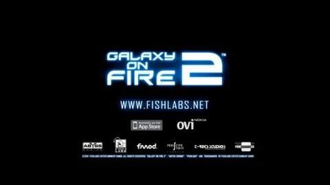 Galaxy on Fire 2™ on iPhone, iPad and Nokia by FISHLABS - Cinematic Trailer HD