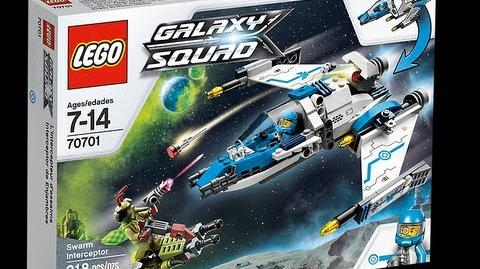 "Joev's Infallible Reviews - ""Galaxy Squad"" - 70701 Swarm Interceptor"