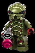 CGI Alien Buggoid