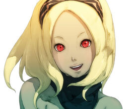 Kat from Gravity Rush