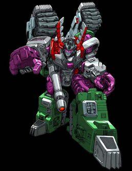 Megatron armada pose