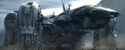 Space Cruiser Prometheus