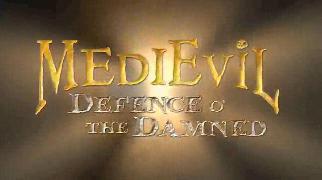 MediEvil Defence o' the Damned PSP