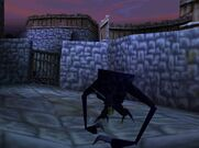 Shadow Demons Haunted Ruins