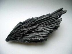 Black Kyanite