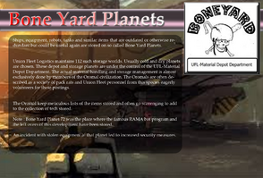 Bone yard pl