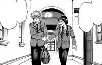 Tomu and Kazuki meeting