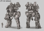 Mecha akula by meganerid-d4hxlry