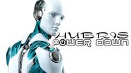 HUBRIS Power Down Promotional Art