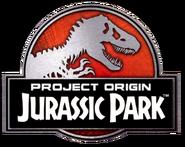 Project Origin Jurassic Park Logo alt