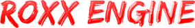 Roxx Engine Logo