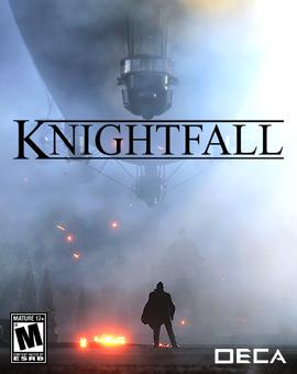 Knightfall cover