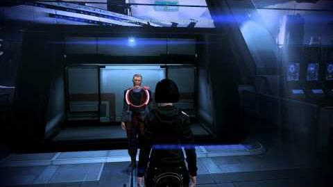 Mass Effect 3- Thermal clips vs overheating argument with Conrad Verner