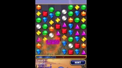 Bejeweled Classic Game Play