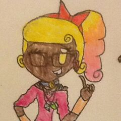 Decoraish Merilyn (Based off the New 3DS ad with Kyary Pamyu Pamyu)