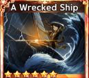 A Wrecked Ship