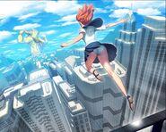 Art wind jump