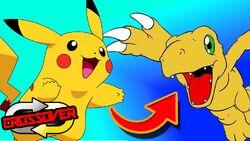Pokemon to Digimon