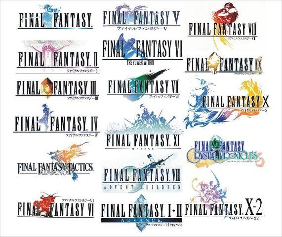 File:Final Fantasy logos.jpg