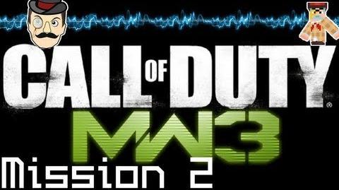Call of Duty Modern Warfare 3 PLAYTHROUGH Mission 2